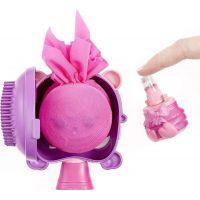 Pop Pop Hair Surprise 3-in-1 Pops 1. series fialové vlasy s mašličkou 6