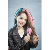 Pop Pop Hair Surprise 3-in-1 Pops 1. series ružové vlasy a mašličkou 4
