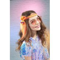 Pop Pop Hair Surprise 3-in-1 Pops 1. series zlaté okuliare, ružové vlasy 5