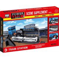 Power Train World Nádraží