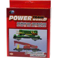 Power Train World Technické vagóny