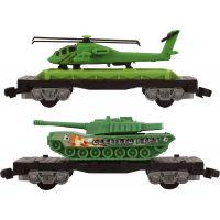 Power Train World Vojenské vagóny 2