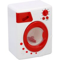 Práčka plastová 19 cm na batérie so zvukom a svetlom