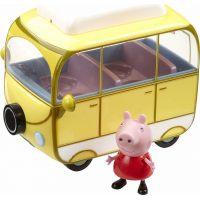 Prasiatko Peppa karavan kempingový automobil