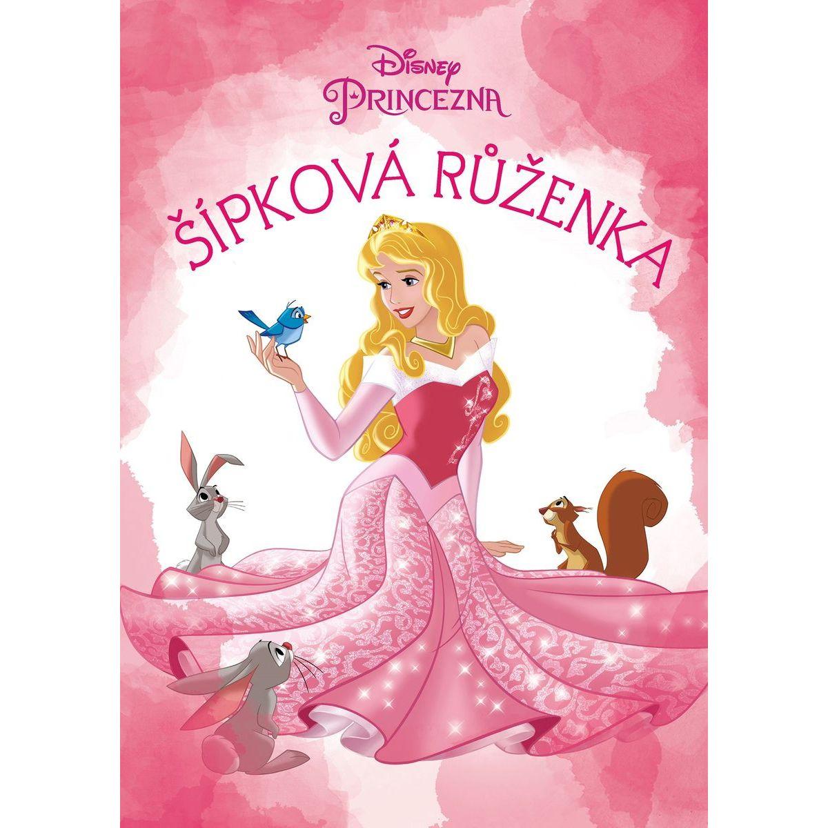 Egmont Princezna Šípková Růženka