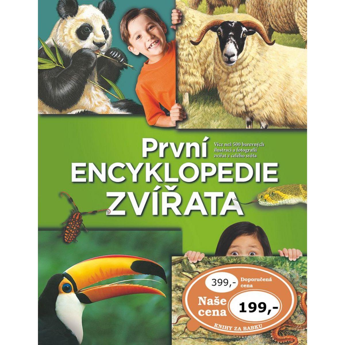 Prvý encyklopédia Zvieratá