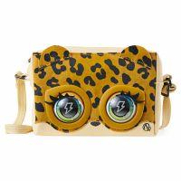 Purse Pets interaktívna kabelka Leopard
