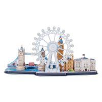 CubicFun Puzzle 3D City Line Londýn 107 dielikov 4