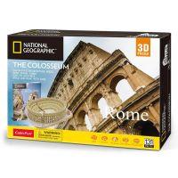 CubicFun Puzzle 3D National Geographic Colosseum 131 dielikov