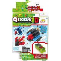 Qixels 3D Tematická sada Rakety