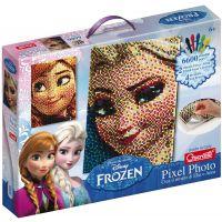 Quercetti Pixel Photo Frozen Ľadové kráľovstvo