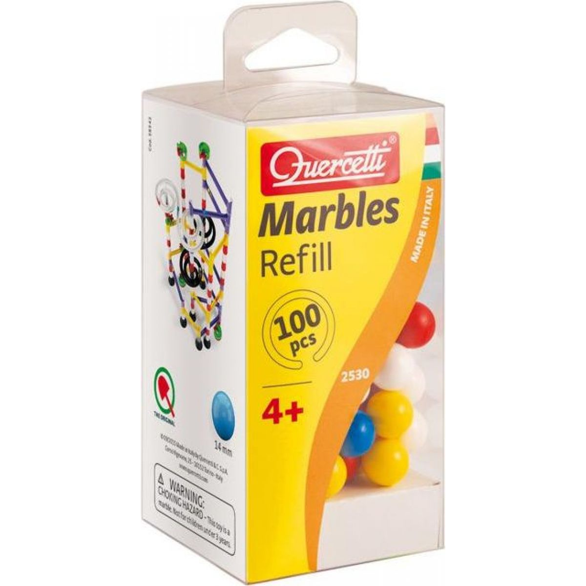 Quercetti Marbles Refill 100