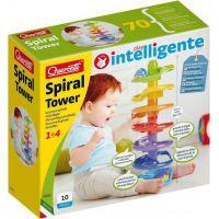 Quercetti Spiral Tower špirálová guľôčková dráha