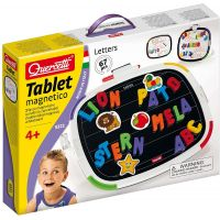 Quercetti Tablet Magnetico Lettere