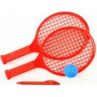 Toy Raketa plážová malá soft tenis farebný 2