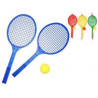 Toy Raketa plážová veľká soft tenis farebný