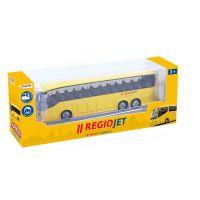Rappa autobus RegioJet 18,5 cm - Poškozený obal 4
