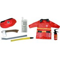 Rappa kostým požiarnik
