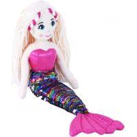 Rappa Handrová bábika morská panna Šupinka 45 cm 3
