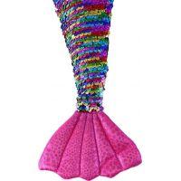 Rappa Handrová bábika morská panna Šupinka 45 cm 6