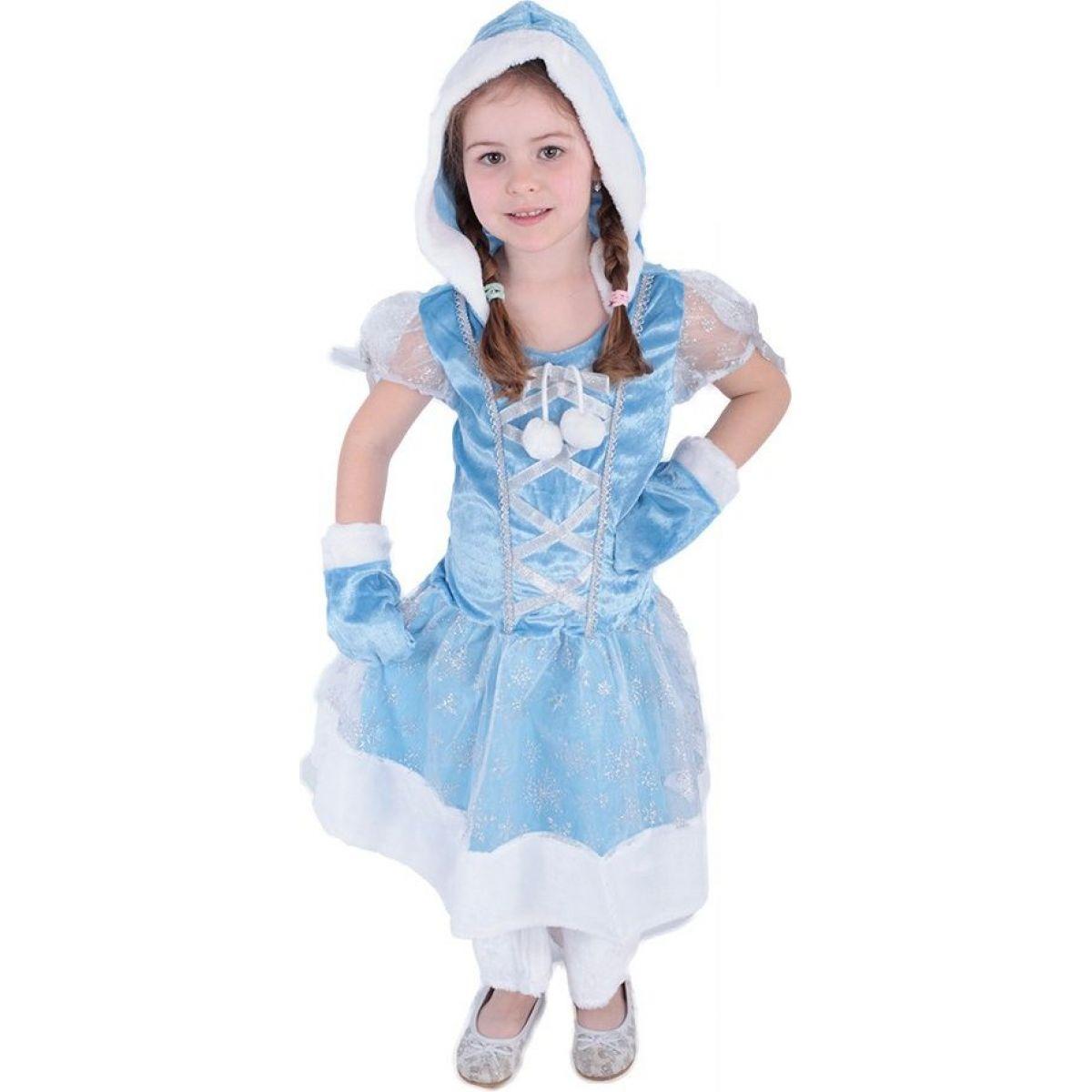 Kostým princezná kožúšková zimná veľ. S