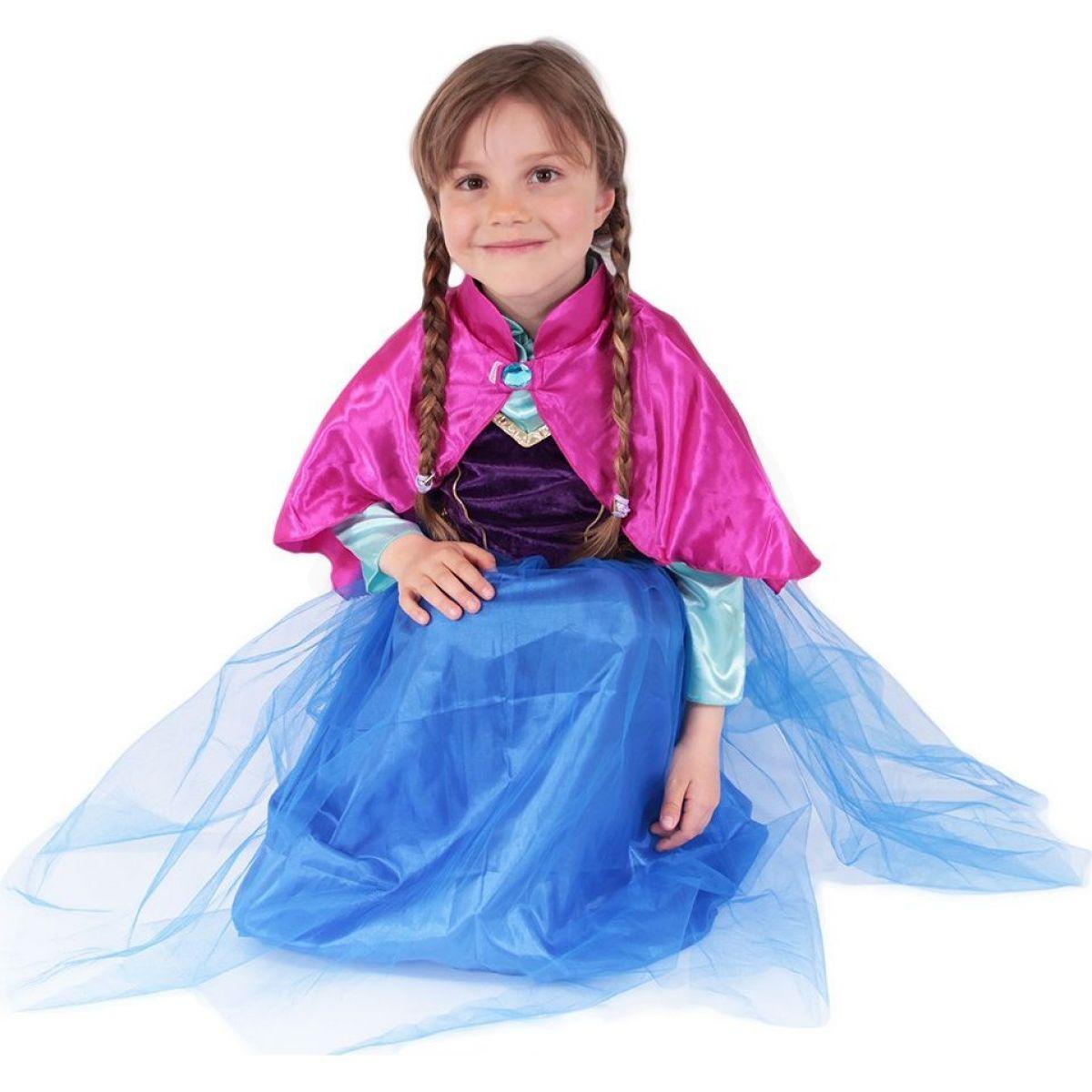 9ad497239b65 Princezna zimní Anička DELUXE 2 ...