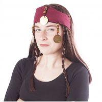 Rappa Parochňa pirátska s vlasmi