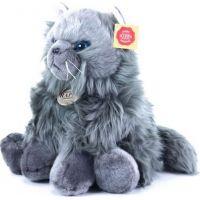 Rappa Plyšová mačka britská sediaci 30 cm