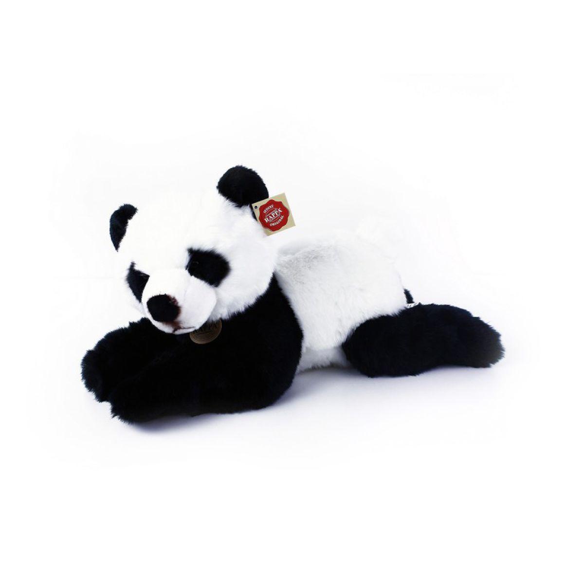 Rappa Plyšová panda ležiaci 43 cm