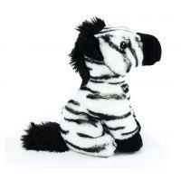 Rappa Plyšová zebra sediaci 18 cm 2
