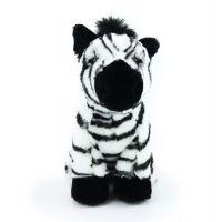 Rappa Plyšová zebra sediaci 18 cm 3