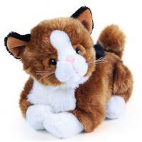 Rappa Plyšový kamarát mačka Mína interaktívne 25 cm