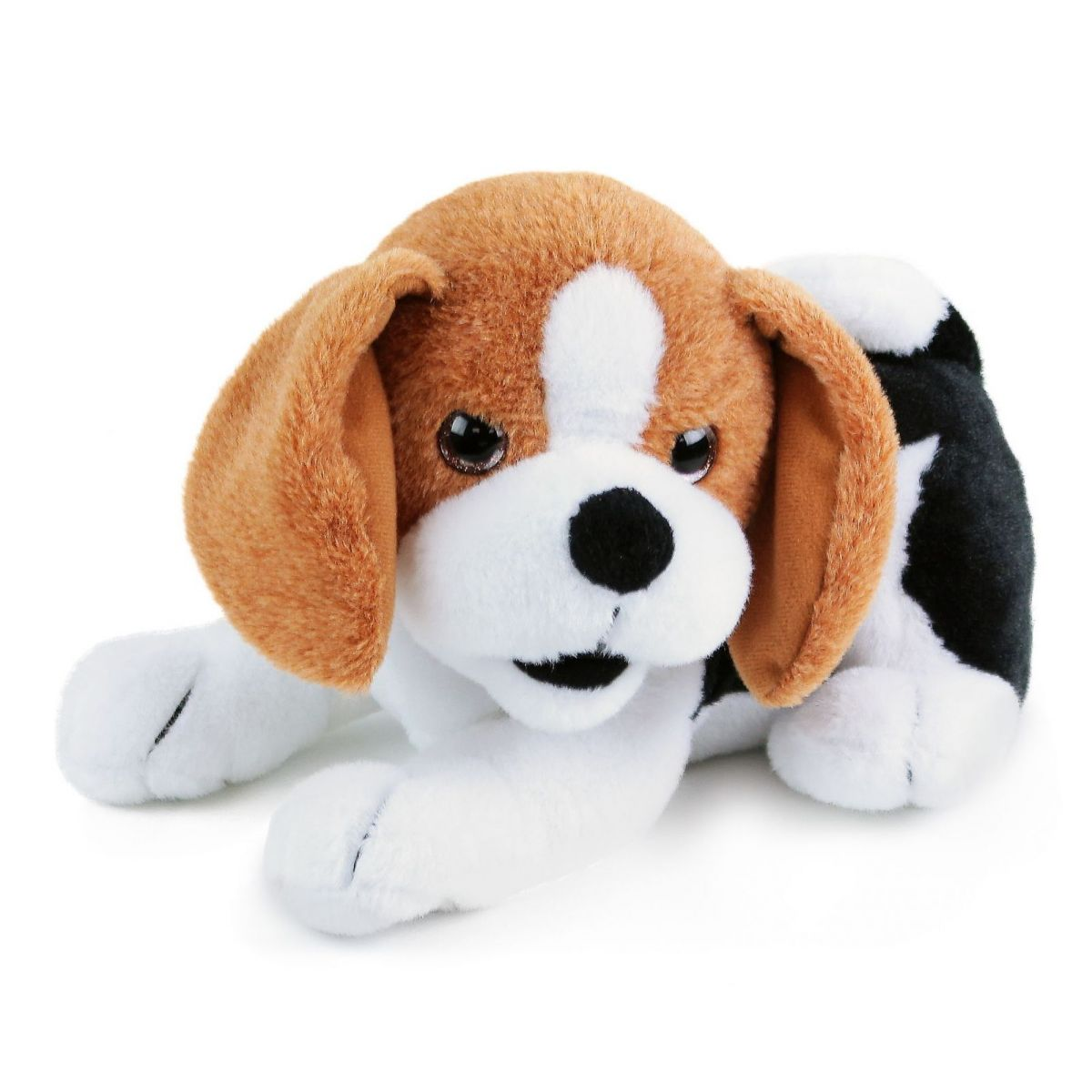 Rappa plyšový kamarát pes Bobík interaktívne 25 cm