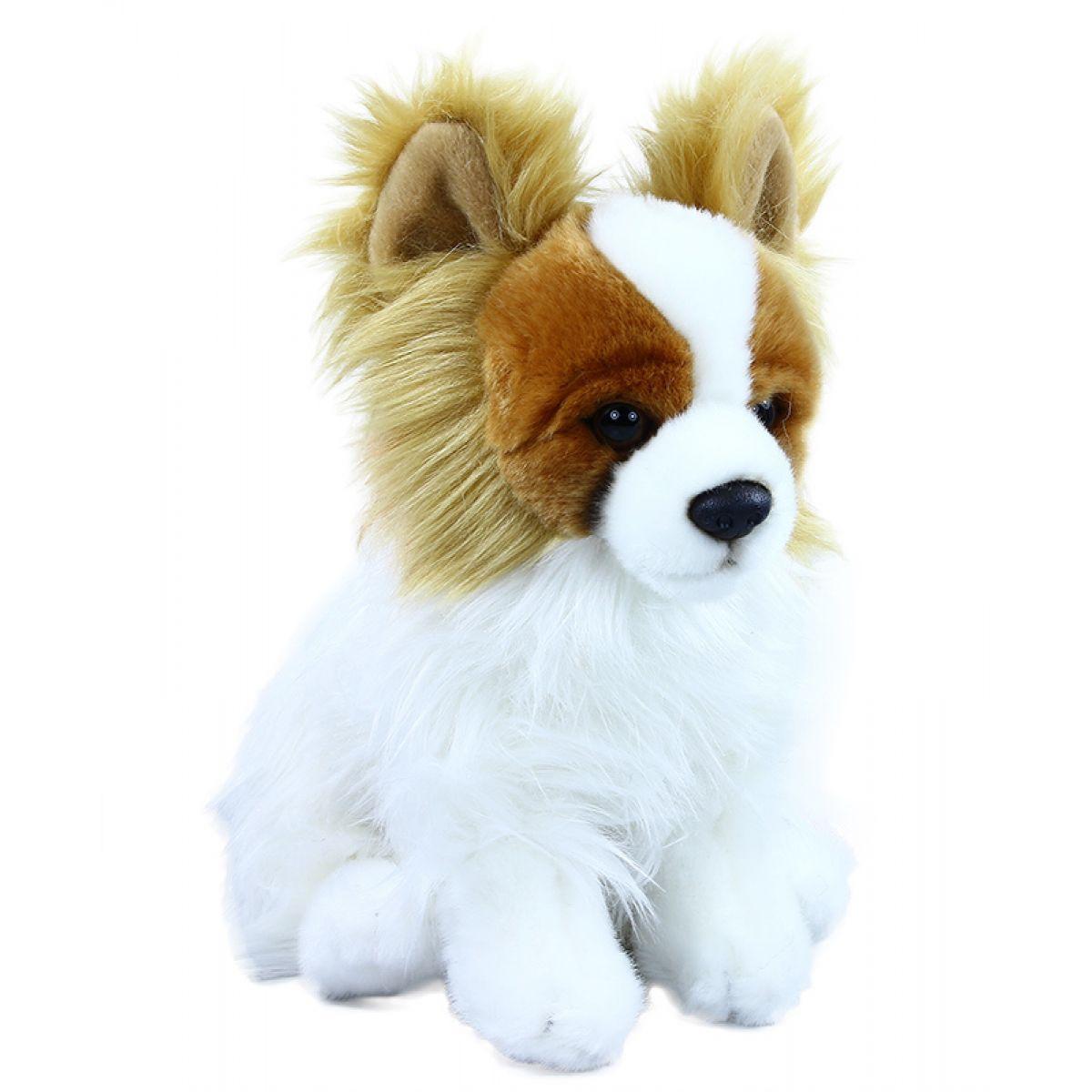 Rappa Plyšový pes Čivava sediaci 26 cm