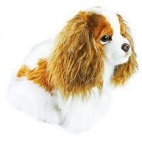 Rappa Plyšový pes King Charles Španiel 25 cm 2
