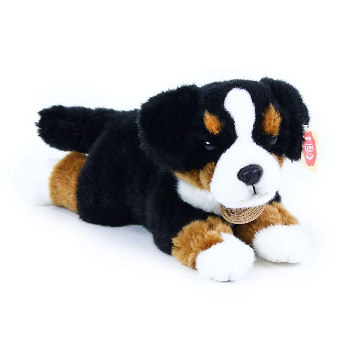 Rappa Plyšový pes salašnícky ležiace 30 cm