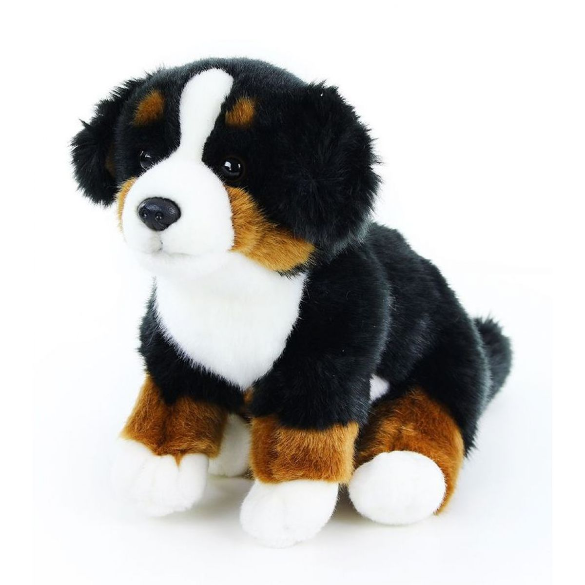 Rappa Plyšový pes salašnícky sediaci 25 cm