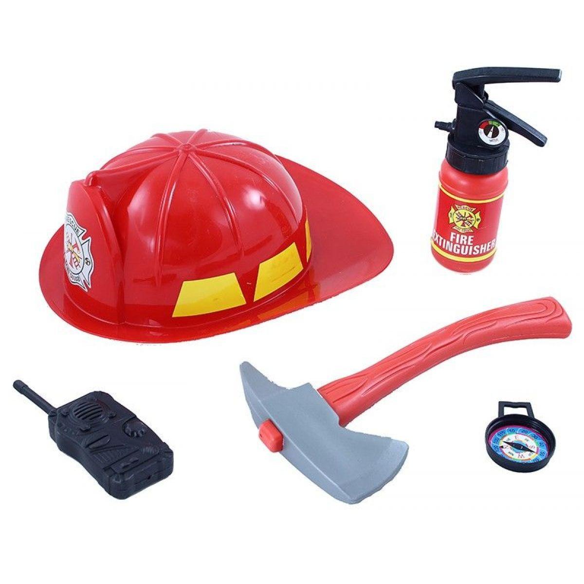 Rappa Sada hasičská prilba s príslušenstvom