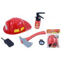 Rappa Sada hasičská prilba s príslušenstvom 2