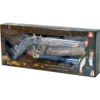 Rappa Sada pirátská - pistole a dalekohled