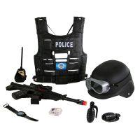 Rappa vesta polícia s príslušenstvom