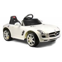 Rastar Elektrické auto Mercedes-Benz SLS AMG Biela