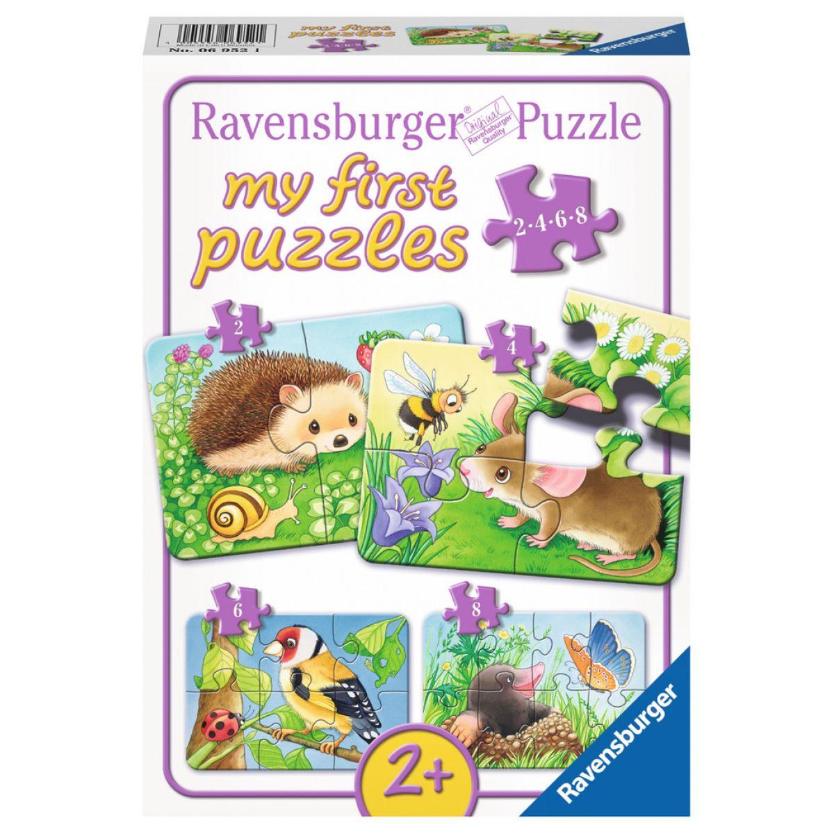 Ravensburger Moje Prvý Puzzle Lesné zvieratká