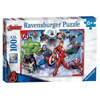 Ravensburger Puzzle Disney Marvel Avengers 100 XXL dielikov