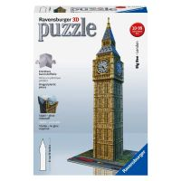 Ravensburger 3D puzzle Big Ben 216 dielikov