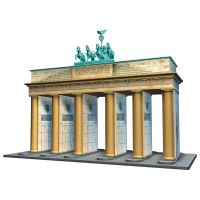 Ravensburger 3D puzzle Brandenburská brána 324 dielikov
