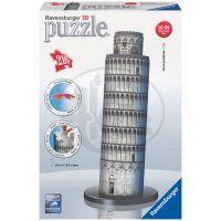 Ravensburger 3D Puzzle Šikmá veža v Pise II