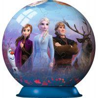 Ravensburger 3d puzzle 111428 Disney Ledové království 2 72 dílků