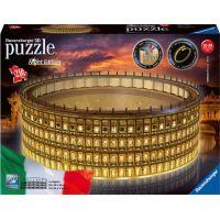 Ravensburger 3D puzzle 111480 Koloseum Noční edice 216 dílků