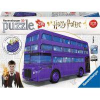 Ravensburger 3D puzzle 111589 Harry Potter Rytířský autobus 216 dílků